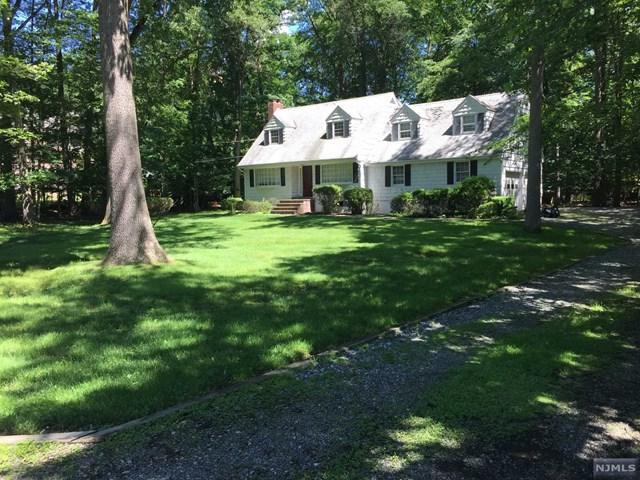 31 Dogwood Hill Rd, Upper Saddle River, NJ 07458 (MLS #1725836) :: William Raveis Baer & McIntosh