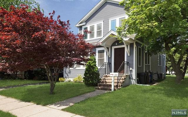 23 Lindley Ave, Tenafly, NJ 07670 (MLS #1733224) :: William Raveis Baer & McIntosh