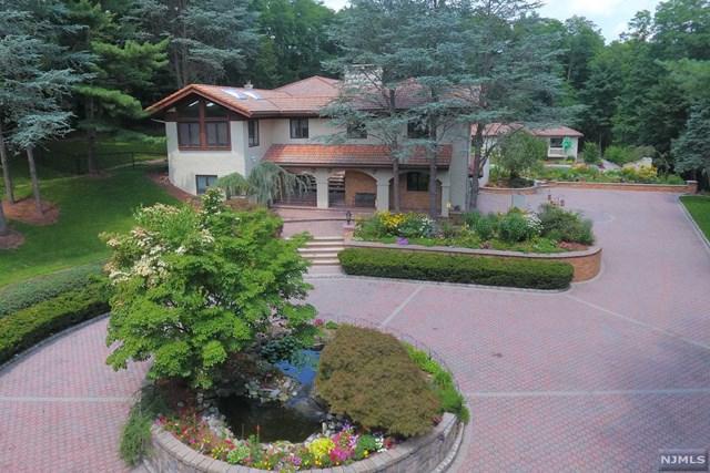3 Eckert Farm Rd, Saddle River, NJ 07458 (#1733526) :: RE/MAX Properties