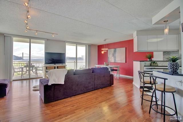 1055 River Rd #1010, Edgewater, NJ 07020 (MLS #1733818) :: William Raveis Baer & McIntosh