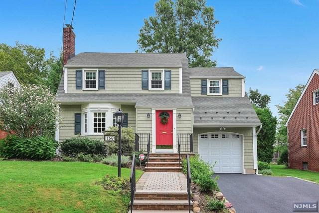 156 Hillcrest Ave, Leonia, NJ 07605 (MLS #1734904) :: William Raveis Baer & McIntosh