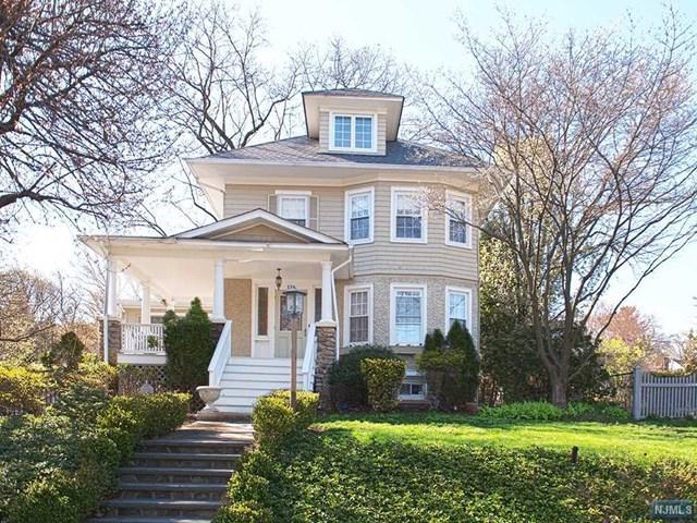 138 Claremont Rd, Ridgewood, NJ 07450 (MLS #1737439) :: William Raveis Baer & McIntosh