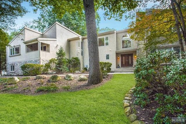 4 Little Mountain Rd, Old Tappan, NJ 07675 (MLS #1737912) :: William Raveis Baer & McIntosh