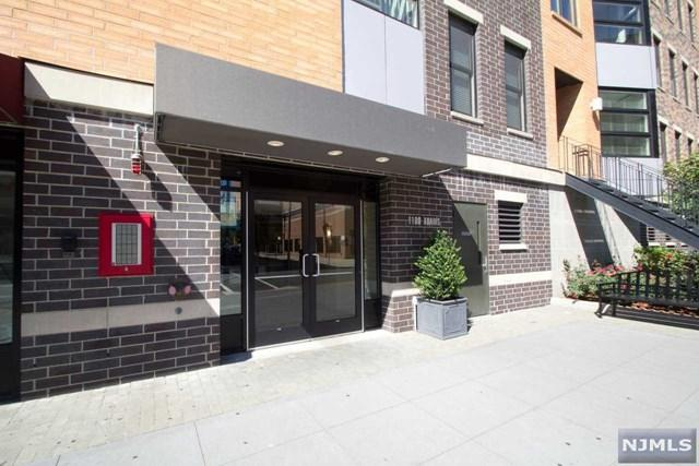 1100 Adams St #314, Hoboken, NJ 07030 (MLS #1738227) :: The DeVoe Group
