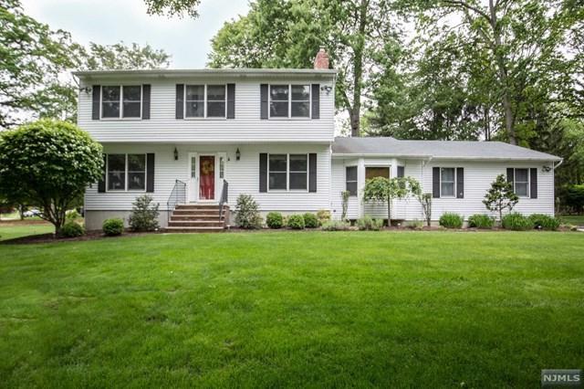 257 Knoll Dr, Park Ridge, NJ 07656 (MLS #1739123) :: The Dekanski Home Selling Team