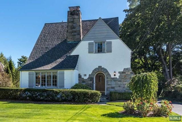 18 Sutton Dr, Ho-Ho-Kus, NJ 07423 (#1739680) :: RE/MAX Properties