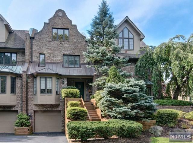 179 Camelot Gate #179, Park Ridge, NJ 07656 (MLS #1740038) :: The Dekanski Home Selling Team