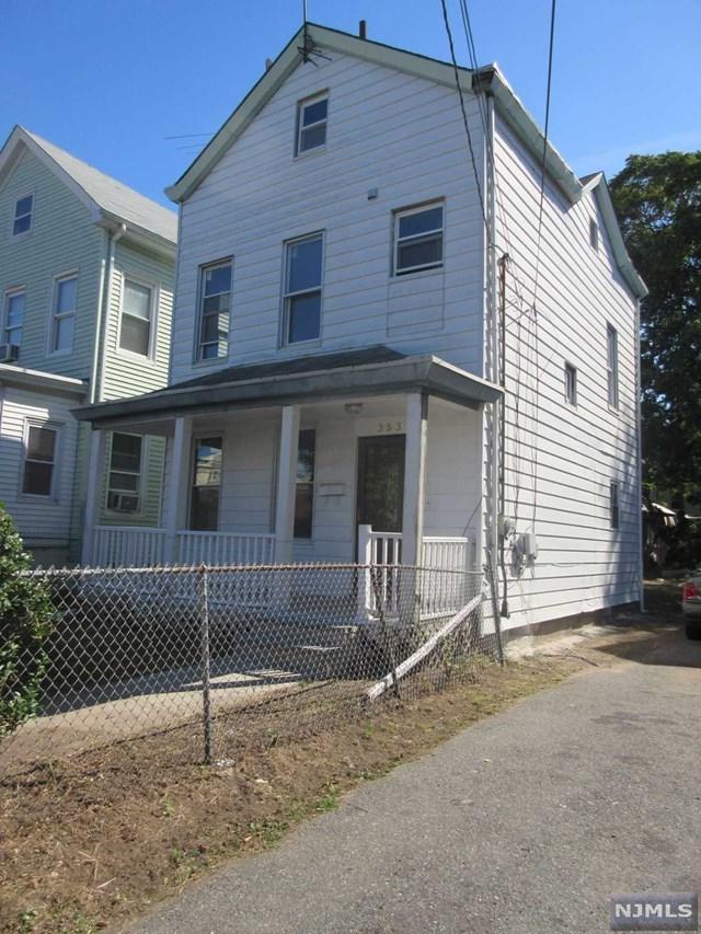 353 Highland Ave, Passaic, NJ 07055 (MLS #1740125) :: The Dekanski Home Selling Team