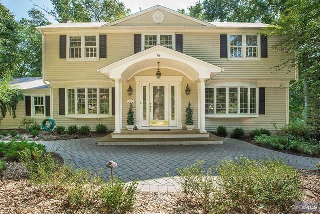 40 Yeoman Dr, Upper Saddle River, NJ 07458 (MLS #1740684) :: William Raveis Baer & McIntosh