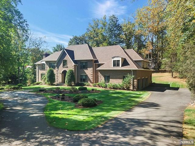 21 Chestnut Ridge Rd, Saddle River, NJ 07458 (#1741122) :: RE/MAX Properties