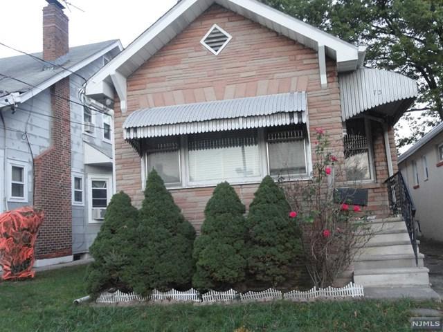 73 Barry Pl, Passaic, NJ 07055 (MLS #1741452) :: The Dekanski Home Selling Team
