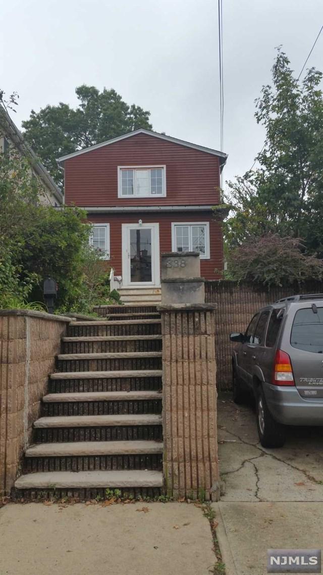 338 Gorge Rd, Cliffside Park, NJ 07010 (#1741610) :: Group BK