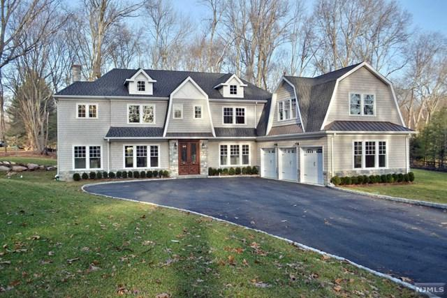33 Hidden Glen Road, Upper Saddle River, NJ 07458 (#1743842) :: RE/MAX Properties
