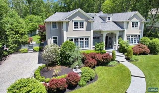 31 Hampshire Hill Rd, Upper Saddle River, NJ 07458 (MLS #1744302) :: William Raveis Baer & McIntosh