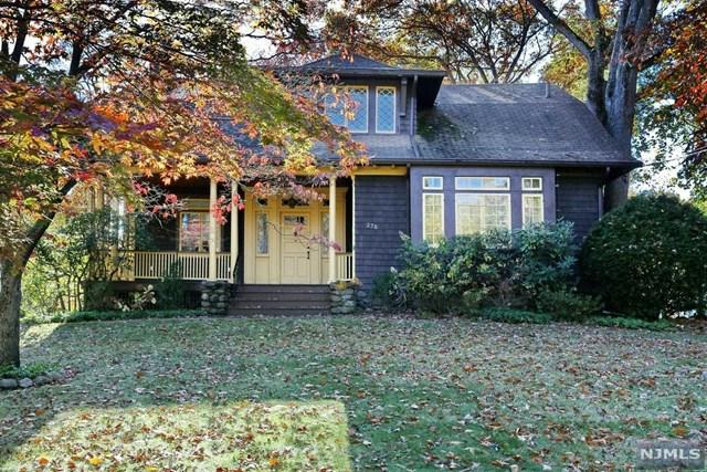 276 Orchard Pl, Ridgewood, NJ 07450 (MLS #1744452) :: William Raveis Baer & McIntosh