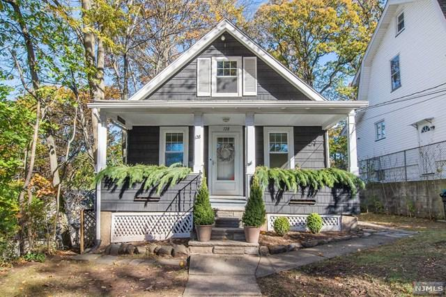 128 Mountainview Ave, Nutley, NJ 07110 (MLS #1744800) :: The Dekanski Home Selling Team