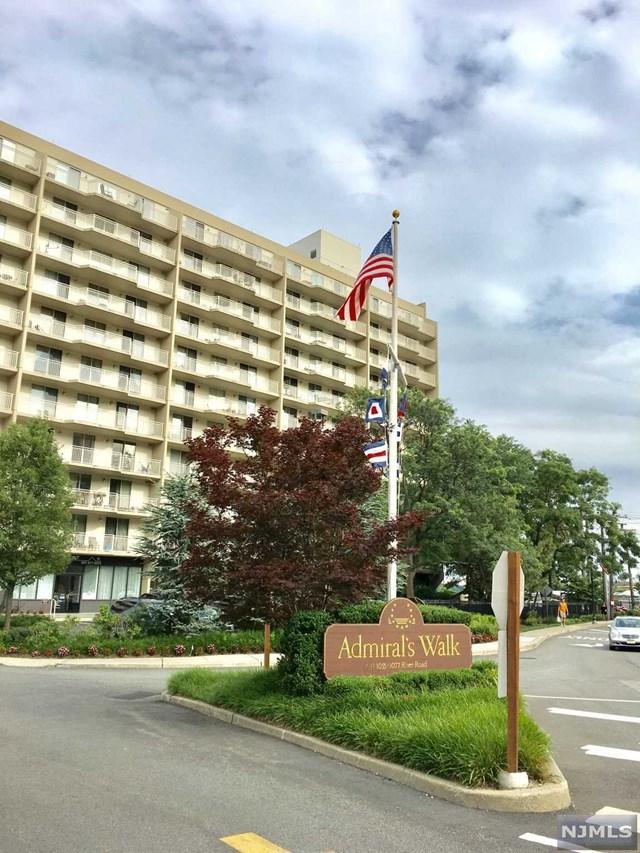 1077 River Rd #807, Edgewater, NJ 07020 (MLS #1744897) :: William Raveis Baer & McIntosh