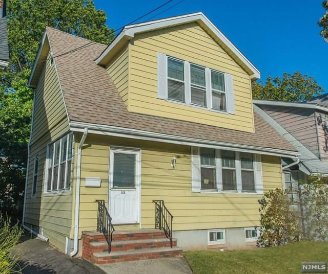 15 Tunbridge Pl, Bloomfield, NJ 07003 (MLS #1745118) :: The Dekanski Home Selling Team