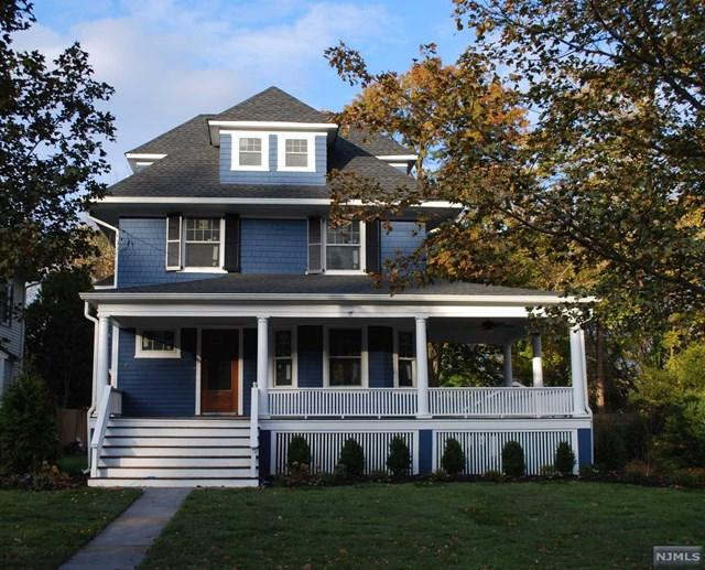 11 Fairfield St, Montclair, NJ 07042 (MLS #1745206) :: The Dekanski Home Selling Team