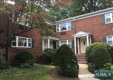 68 Franklin St 56C, Tenafly, NJ 07670 (MLS #1745281) :: William Raveis Baer & McIntosh