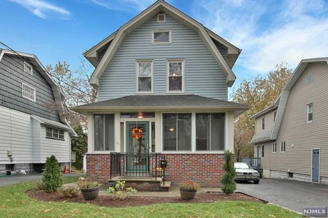 236 Walnut St, Nutley, NJ 07110 (MLS #1745378) :: The Dekanski Home Selling Team