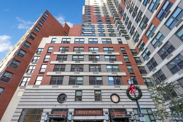 102 Christopher Columbus Dr #704, Jersey City, NJ 07302 (MLS #1745529) :: The DeVoe Group