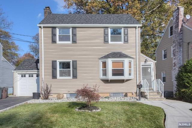 389 Sherwood Rd, Union, NJ 07083 (MLS #1745592) :: The DeVoe Group