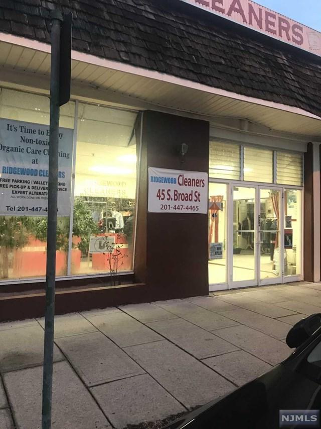 45 S Broad Street, Ridgewood, NJ 07450 (MLS #1748118) :: William Raveis Baer & McIntosh