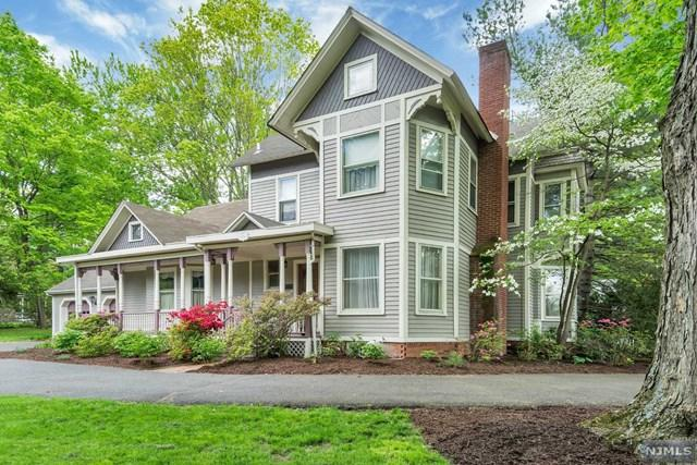 145 W Saddle River Road, Saddle River, NJ 07458 (#1803968) :: RE/MAX Properties