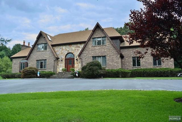 183 W Saddle River Road, Saddle River, NJ 07458 (#1806175) :: RE/MAX Properties