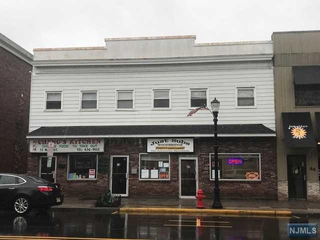 68-72 Main Street, Woodbridge, NJ 07095 (#1808032) :: Group BK