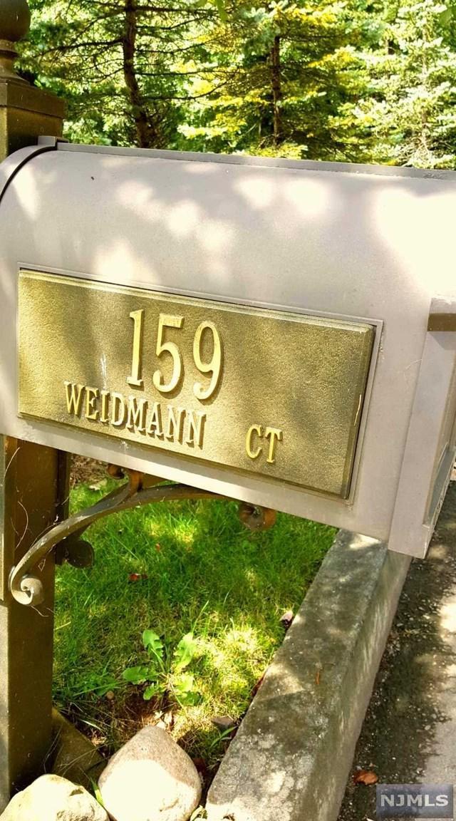159 Weidmann Court, Old Tappan, NJ 07675 (MLS #1809661) :: William Raveis Baer & McIntosh