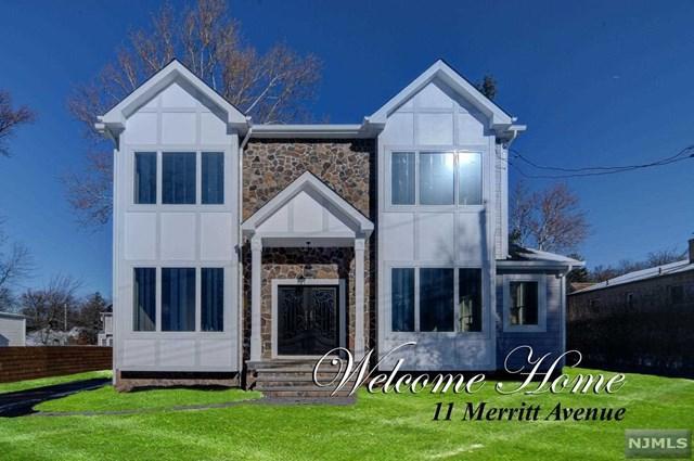 11 Merritt Avenue, Cresskill, NJ 07626 (MLS #1810179) :: William Raveis Baer & McIntosh