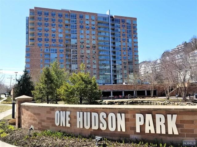 615 Hudson Park #615, Edgewater, NJ 07020 (#1810290) :: Group BK