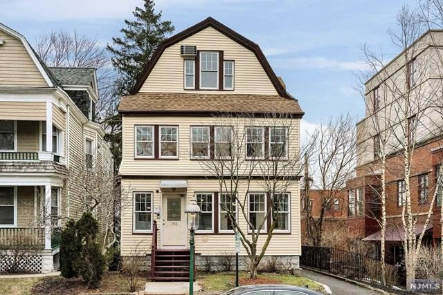 163 Hillside Avenue, Glen Ridge, NJ 07028 (#1810576) :: Group BK