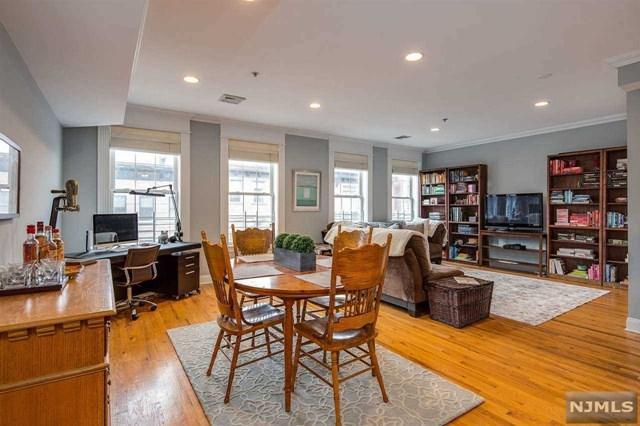 608 Monroe Street D, Hoboken, NJ 07030 (#1810616) :: Group BK