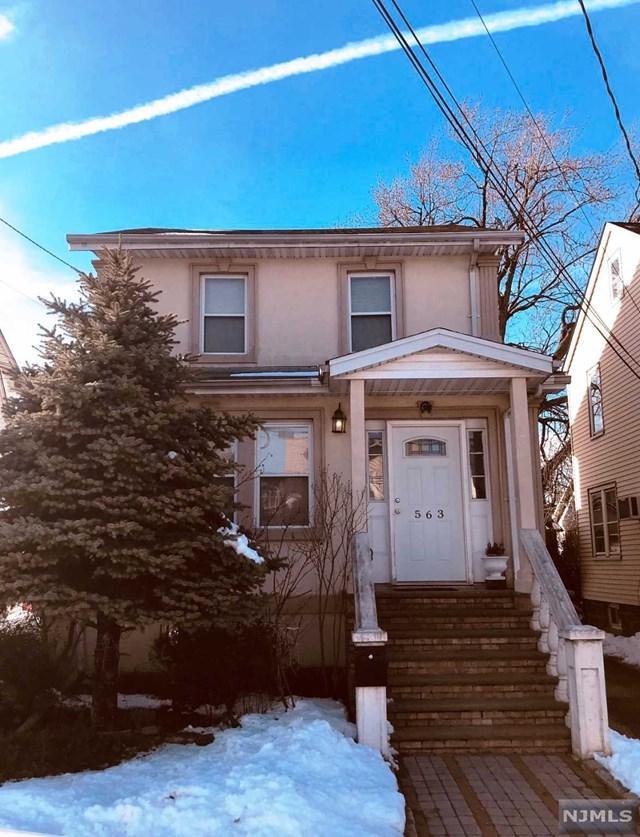 563 Dewey Avenue, Cliffside Park, NJ 07010 (#1810860) :: Group BK