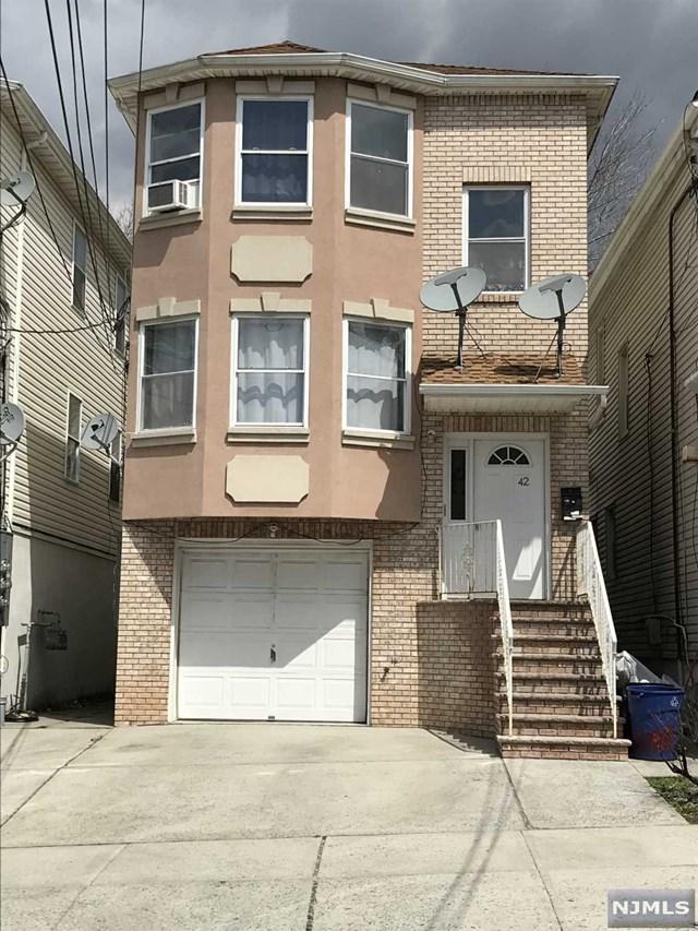 42 Sherman Avenue, East Newark, NJ 07029 (#1813258) :: Group BK