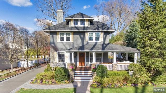 727 Hillcrest Road, Ridgewood, NJ 07450 (MLS #1814868) :: William Raveis Baer & McIntosh