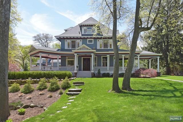 448 Spring Avenue, Ridgewood, NJ 07450 (MLS #1814959) :: William Raveis Baer & McIntosh
