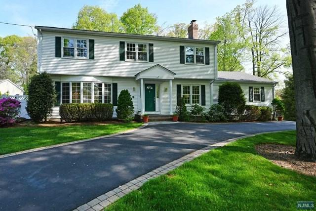 120 Tam O Shanter Drive, Mahwah, NJ 07430 (#1819377) :: RE/MAX Properties