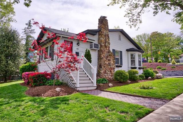 43 Lincoln Avenue, River Edge, NJ 07661 (#1820240) :: RE/MAX Properties