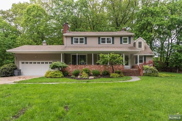 5 Old Oak Drive, Mahwah, NJ 07430 (#1820521) :: RE/MAX Properties