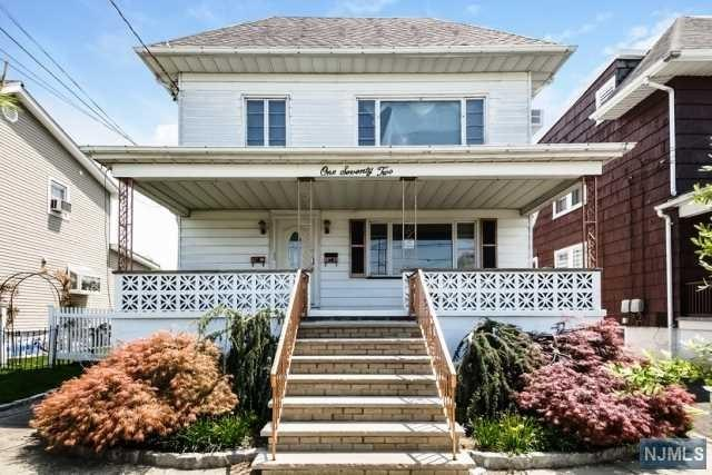 172 Garden Avenue, Belleville, NJ 07109 (#1820766) :: Group BK