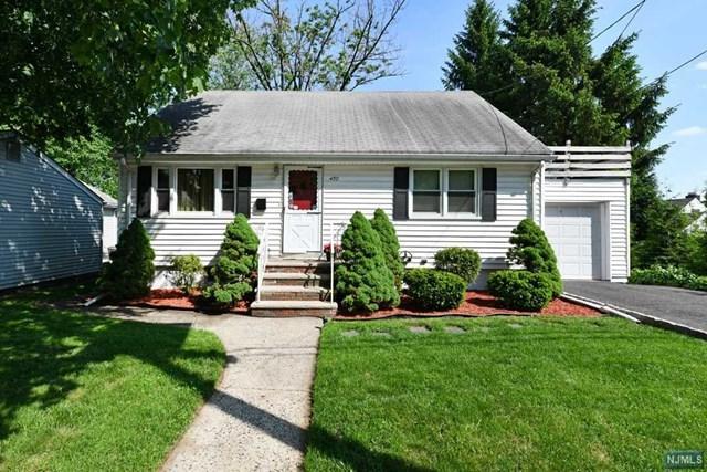 470 S Elm Street, Maywood, NJ 07607 (MLS #1821961) :: The Dekanski Home Selling Team