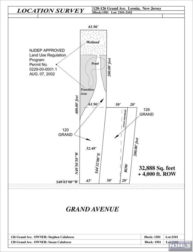 120-126 Grand Avenue, Leonia, NJ 07605 (MLS #1823053) :: William Raveis Baer & McIntosh
