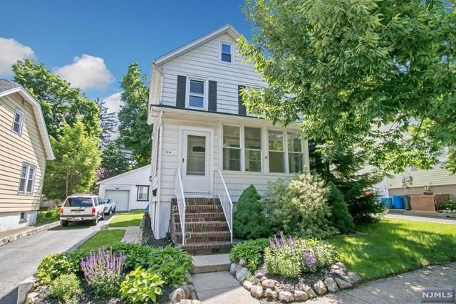 104 E Fairmount Avenue, Maywood, NJ 07607 (MLS #1823338) :: The Dekanski Home Selling Team