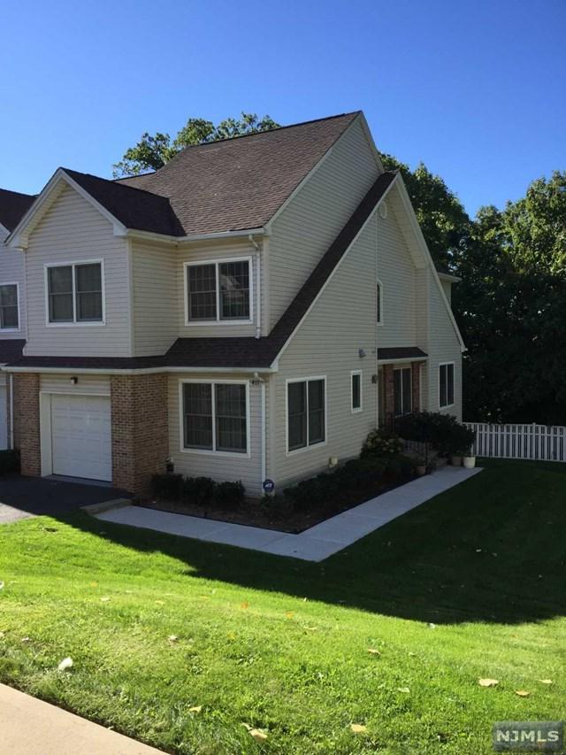 401 Grand Ridge Drive #401, Ridgefield, NJ 07657 (MLS #1823652) :: William Raveis Baer & McIntosh