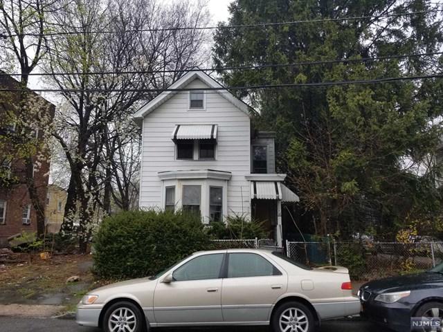 37 43rd Street, Irvington, NJ 07111 (MLS #1823828) :: William Raveis Baer & McIntosh