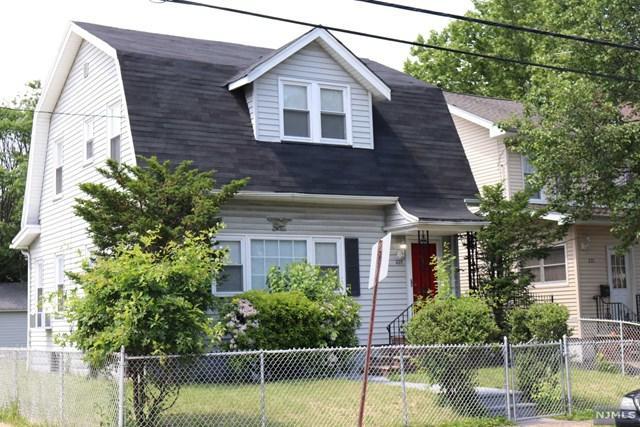 225 Park Place, Irvington, NJ 07111 (MLS #1824359) :: William Raveis Baer & McIntosh